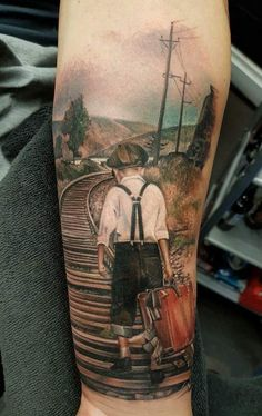 Naughty Needles Tattoos