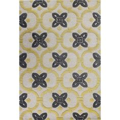 Shop for Laura Multicolor Wool Tufted Area Rug (4' x 6'). Get free shipping at Overstock.com - Your Online Home Decor Outlet Store! Get 5% in rewards with Club O! - 19642543