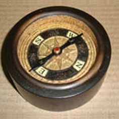 Antique Western Army Compass