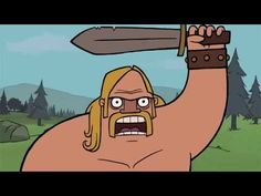 Clash of Clans: A Day In The Life of Barbarian #47 - YouTube