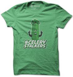 "Buffalo Volume 2, Shirt 17: ""#CeleryStalkers"" | Changing the Game."