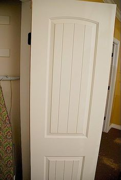 make the most of your closet replace sliding closet doors with standard doors
