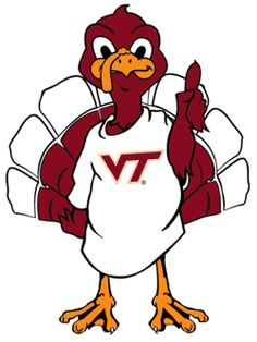 Image result for hokie bird clipart