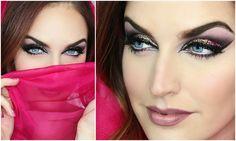 I Dream Of Jeannie Makeup Tutorial