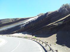 Subiendo al Teide (Tenerife)
