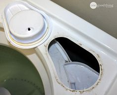 clean your washing machine