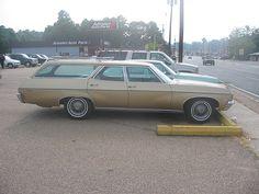 1970 Chevrolet Kingswood Station Wagon