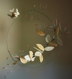 pretty mobile. florence gravot creations