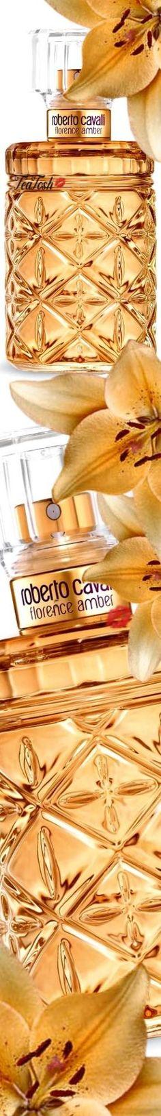 ❈Téa Tosh❈ Roberto Cavalli,  FLORENCE AMBER EAU DE PARFUM 75ML #RobertoCavalli #teatosh