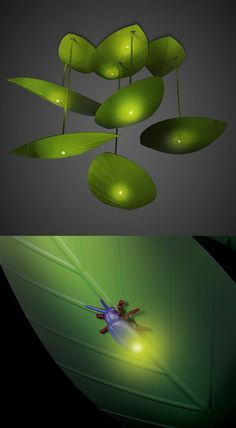 LED lighting firefly