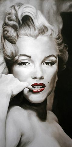 Reproduction and fine art print of Frank RITTER titled : Marilyn MONROE - Reclined. We also propose for sale a large choice of original works of Art and reproductions by contemporary artists Marilyn Monroe Dibujo, Marilyn Monroe Tattoo, Marilyn Monroe Painting, Marilyn Monroe Photos, Art Original, Norma Jeane, Contemporary Artists, My Idol, Fine Art Prints