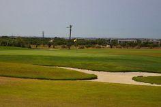 Villanueva Golf, el campo de la Bahía de Cádiz