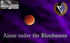 Alone under the Bloodmoon. Ambient Session.