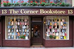 The Corner Bookstore - inspiration for the bookstore in You've Got Mail