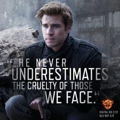 See Gale transform in #Mockingjay Part 1 - on Digital HD 2/17 and Blu-Ray 3/6! - www.mockingjaythefilm.com