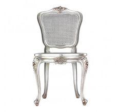 Alexandria French Rattan Chair