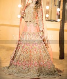 Bridal Mehndi Dresses, Walima Dress, Shadi Dresses, Pakistani Wedding Outfits, Bridal Dress Design, Wedding Dresses For Girls, Bridal Outfits, Bridal Lehenga, Bridal Style