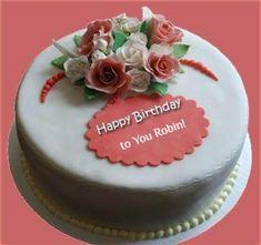 Birthday Cake Write Name, Birthday Cake Writing, Happy Birthday Wishes Cake, Birthday Wishes For Sister, Cake Name, Happy Birthday Candles, Birthday Cake For Boyfriend, Birthday Cakes For Women, Birthday Cake Girls