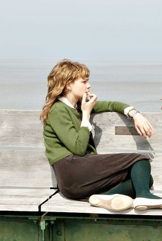 Carey Mulligan in Never Let Me Go
