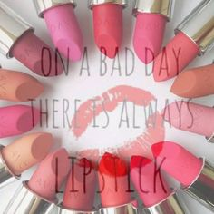 There is always lipstick to make your day better. Visit my Website to see all of our wonderful shades. www.youravon.com/lindabacho #avonrep