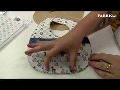 Passo a Passo - Babador - Profª Nanda Sellan - YouTube
