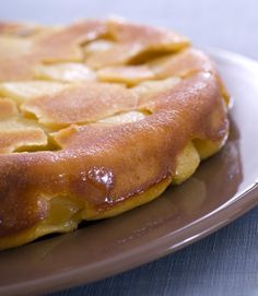 Montignac Upside-Down Apple Tart | Official web site of the Montignac Method