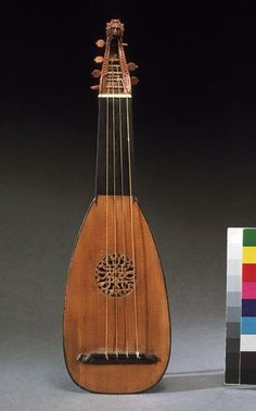 Mandore Place of origin: France (made) Date: 1640 (made) Artist/Maker: Boissart (maker) Materials and Techniques: Hollowed-out and carved pearwood back and neck, with softwood soundboard, ebony veneer and ivory Museum number: 219-1866 Gallery location: In Storage V&A