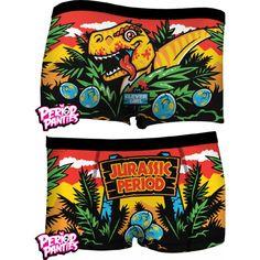 Period Panties - Jurassic Period Boyshort