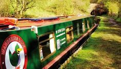 Experience life on the UK's canals, work the locks, and have a go at steering the 69ft Narrowboat. Wandering Duck is the first and only back...