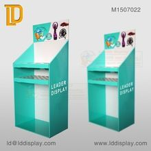 Custom various products point of sale cardboard display