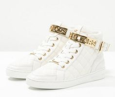 MICHAEL Michael Kors ESSEX Baskets montantes optic white prix Baskets Femme Zalando 225,00 €