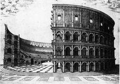 Nicolas Beatrizet, The Colosseum