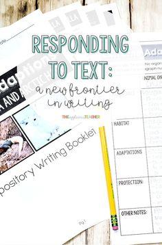 responding to text e