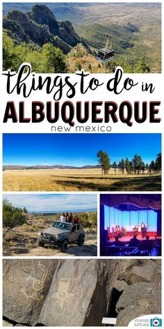 Things to do in Albuquerque New Mexico | travel | NM | vacation | southwest USA trips