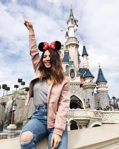 Fashions Going to Disneyland Paris as an adult!