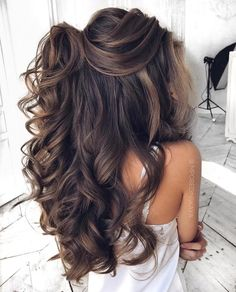 39 Gorgeous Half Up Half Down Hairstyles , braid half up half down hairstyles , partial updo hairstyle ,bridal hair ,boho hairstyle hair hairstyles braids halfuphalfdown braidhair 634866878701857823 Quince Hairstyles, Box Braids Hairstyles, Bride Hairstyles, Gorgeous Hairstyles, Hair Updo, Formal Hairstyles, Simple Hairstyles, Everyday Hairstyles, Natural Hairstyles