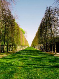Greater Paris, Versailles Gardens, Versailles