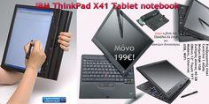 Ibm, Laptop, Laptops