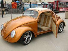 Volkswagen two seat cabrio