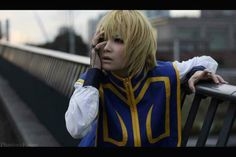 Kurapika, cosplay