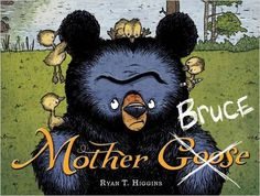 #WIN this book Mother Bruce!   And learn about this hilarious new book on shelves later this month.  #sponsored
