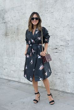 The Pool | Fashion - The highs (and lows) of wearing a wrap dress