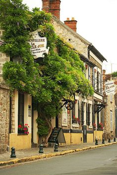 Barbizon, France.  One of my favorite little villages in the entire world...great galleries and restaurants!