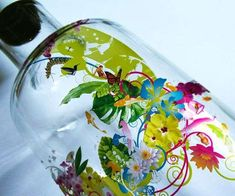 Beauty Water Packaging by Oneighty Creative is Gorgeous trendhunter.com
