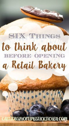 Things to Think About Before Opening a Retail Bakery Things to consider before opening a storefront. How to open a bakery. Things to consider before opening a storefront. How to open a bakery. Bakery Business Plan, Baking Business, Cake Business, Business Ideas, Catering Business, Business Inspiration, Business Logo, Business Planner, Business Coaching