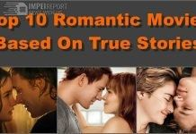 Some of the true stories of life are stranger than fiction. Movies based on true life romances will capture your heart and stay fresh in your memory forever.Get Exclusive 2018 News ,Entertainment,Movies,Hollywood Updates at one Place.