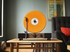 Floating Record by Gramovox