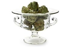 "i want the clear compote!  4"" Artichokes, Dried"
