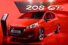 Primeurs autosalon Geneve 2013  ( Peugeot 208 GTI )
