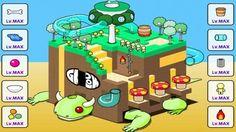Grow Cube Cute Games, Lets Play, Luigi, Yoshi, Cube, Mario, Family Guy, Pastel, Let It Be